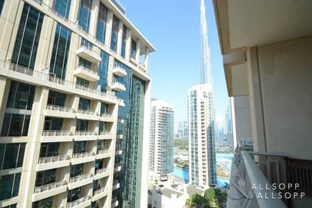 One Bedroom l  Partial Burj Khalifa View