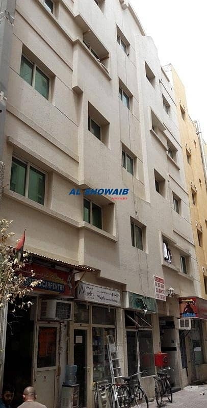 2 Cheapest studio behind al futtaim Mosque Deira**Bldg 276**