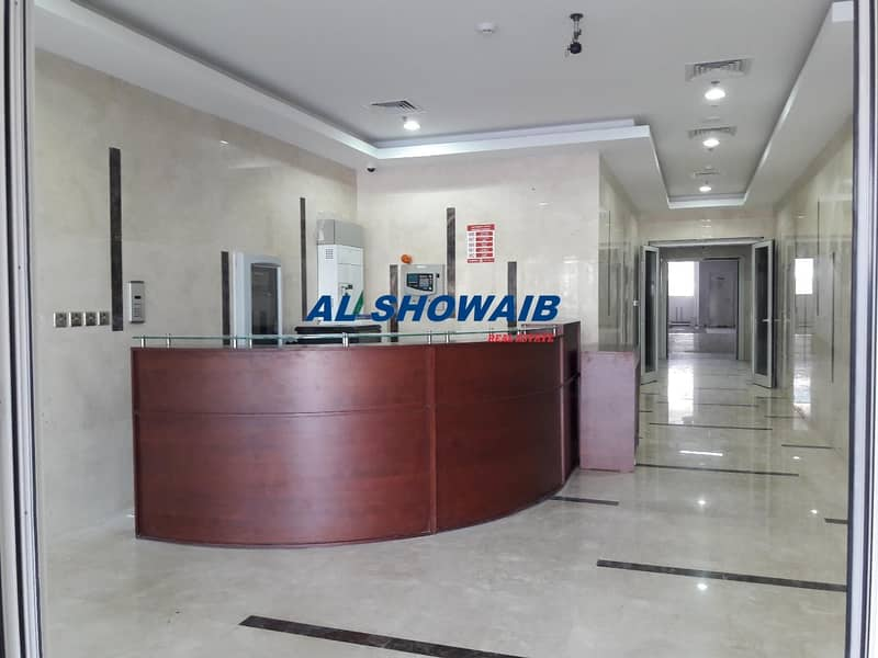 2 Brand new 1 bhk With Facilities available in Al Garhoud