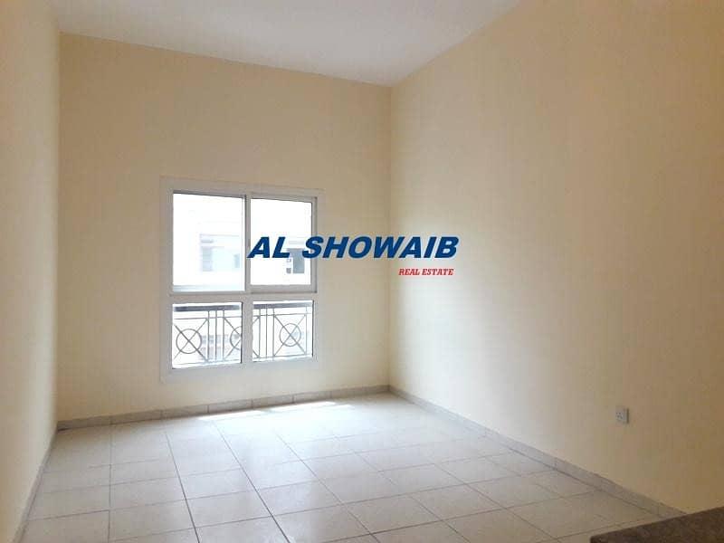 2 Spacious studio available behind al futtaim mosque  Al Murar Deira