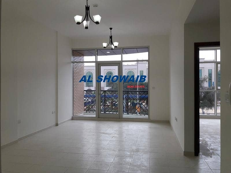 26 Spacious1 bhk With Facilities available in Al Garhoud