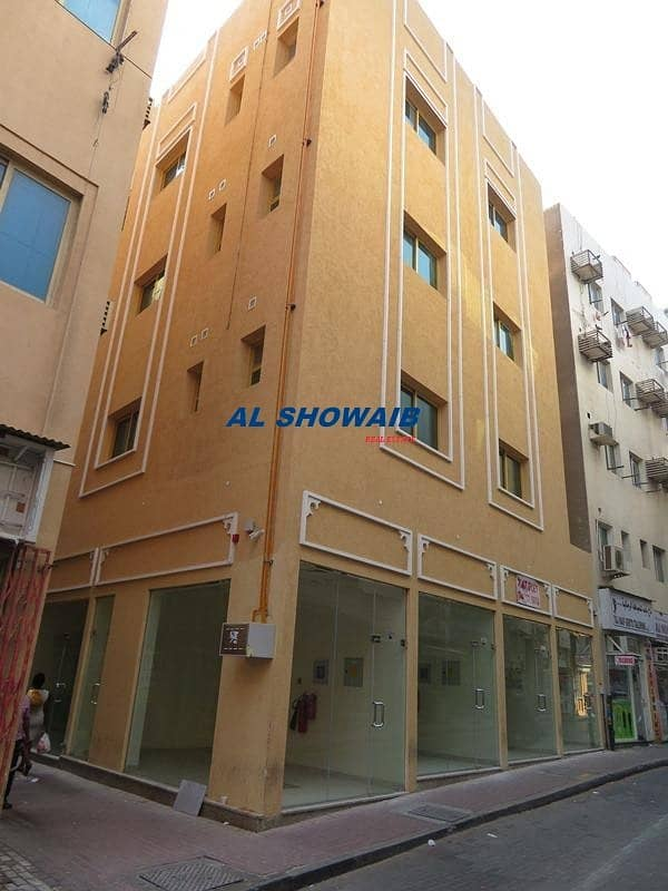 2 Brand New Studio Available Opp Nakheel Center Naif Deira