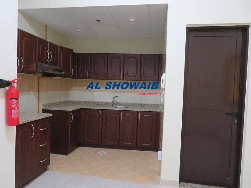 2 Brand New Studio Available Opp Nakheel Center Naif Deira