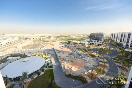 1 Bedroom Apartment for Rent in DAMAC Hills (Akoya by DAMAC), Dubai - Top Floord Views | Pool Facing | One Bed