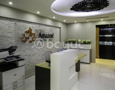 Office for Rent in Business Bay, Dubai - Exclusive Offices |No Commission |Fully Furnished