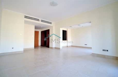 2 Bedroom Flat for Rent in Old Town, Dubai - Huge 2 bed | Zanzabeel 4 | Community view