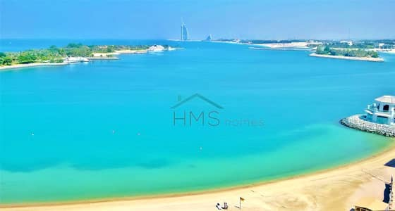 2 Bedroom Apartment for Rent in Palm Jumeirah, Dubai - High Floor F Type || Inc Kitchen Appliances