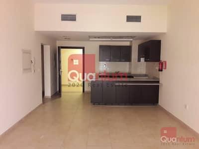 1 Bedroom Flat for Rent in Remraam, Dubai - 1 bedroom open kitchen apartment for unbelievable price