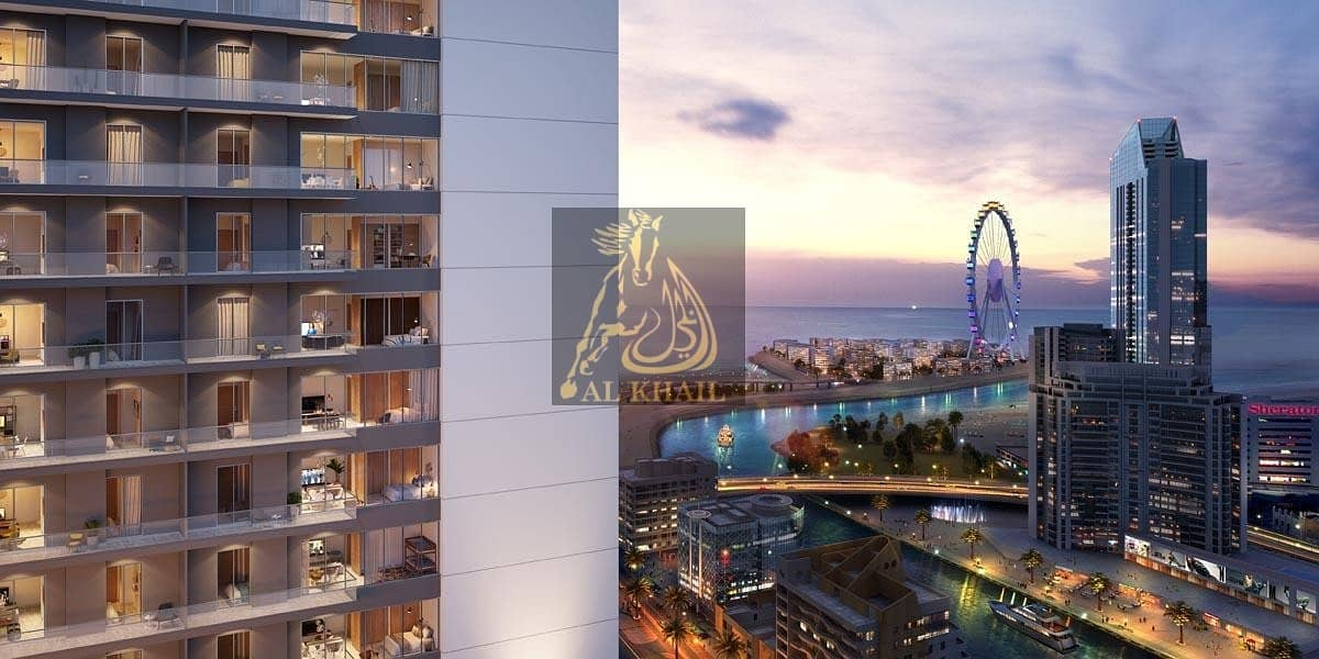 Stylish 2BR Apartment Available in Dubai Marina  30/70 Payment Plan  10% DP