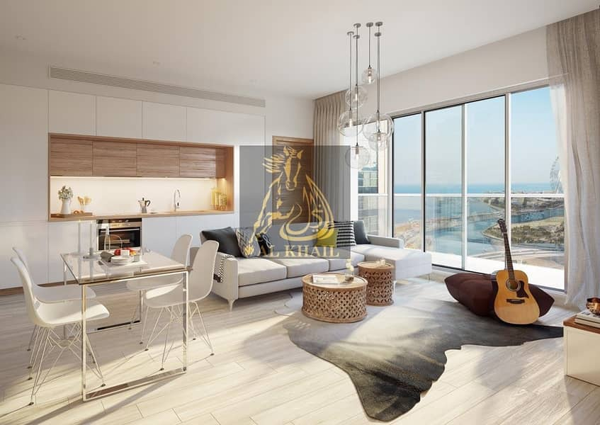 1 30/70 Payment Plan  Luxury 1BR Apartment in Dubai Marina  10% Down Payment