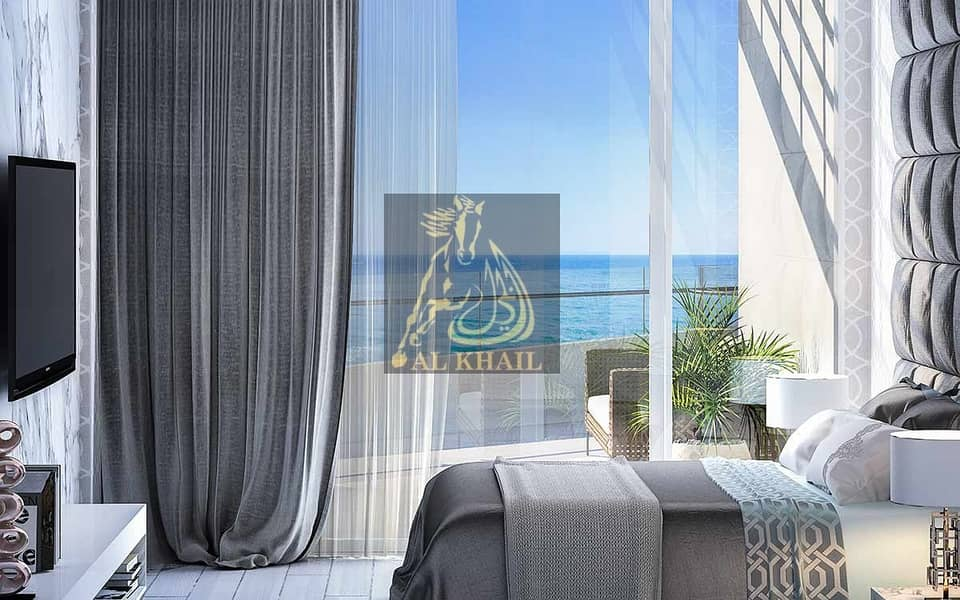 1 Invest Elegant 2BR Apartment in Palm Jumeirah with LuxuriousLifestyle  5% On Booking