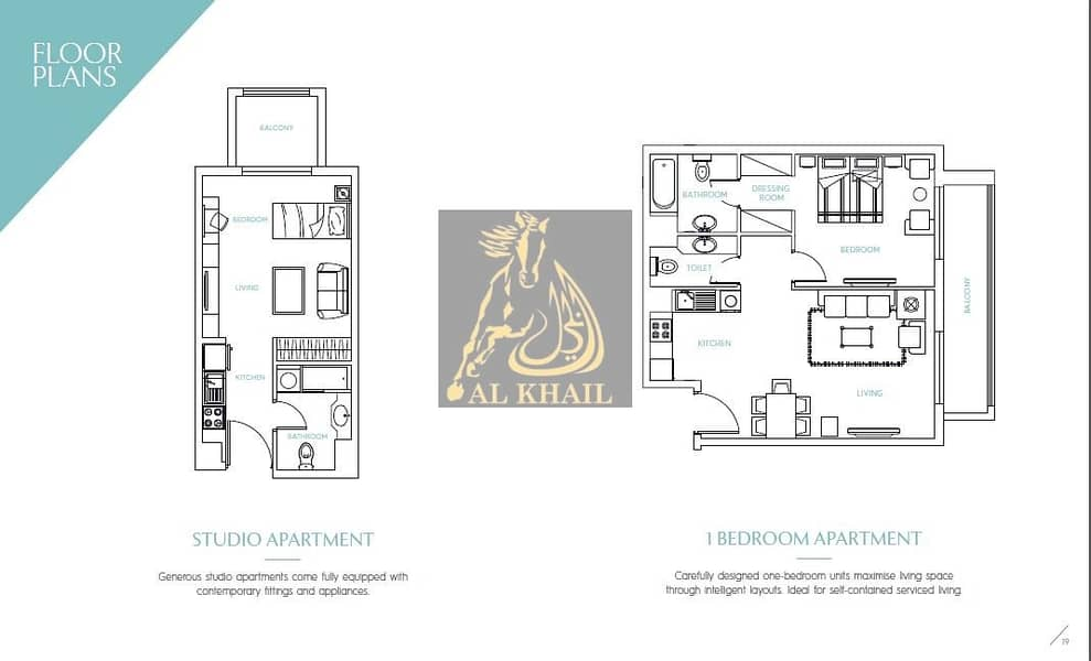11 Furnished High-end 1BR Service Apartment in Al Furjan  30/70 Payment Plan