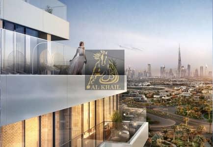 1 Bedroom Apartment for Sale in Bur Dubai, Dubai - 1BR Luxury Apartment in Dubai Healthcare City with 1% Booking Fee!