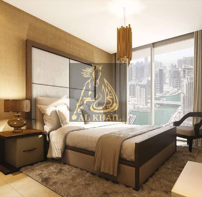 Stylish 2BR Apartment for sale in Dubai Marina | Ready to Move | Flexible Payment Plan