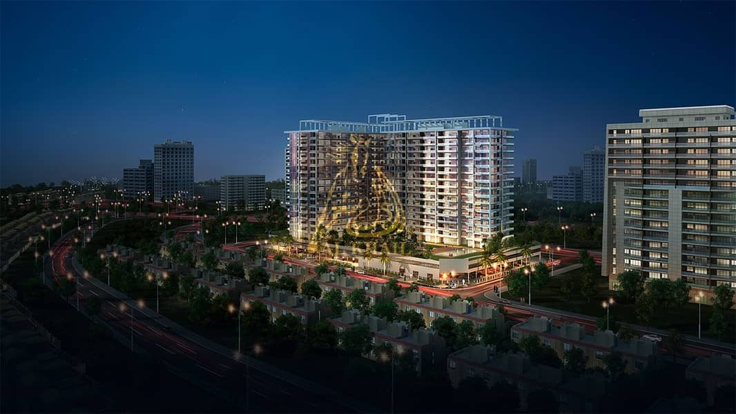 2 Stylish Ready 1BR Apartment for sale in Dubai Sports City | Affordable Price | Golf Course View