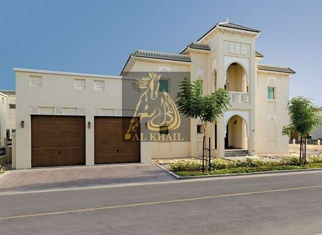 2 Elegant 4BR Villa for sale in Al Furjan | Ready to Move | Only 5% Booking Fee with 5 Years Post-Handover Payment Plan