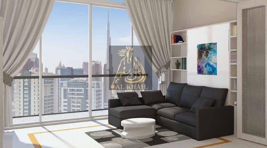 18 Lavish Studio Apartment for sale in Business Bay   Only AED 729K   Easy Payment Plan   Pay Only 1% Monthly