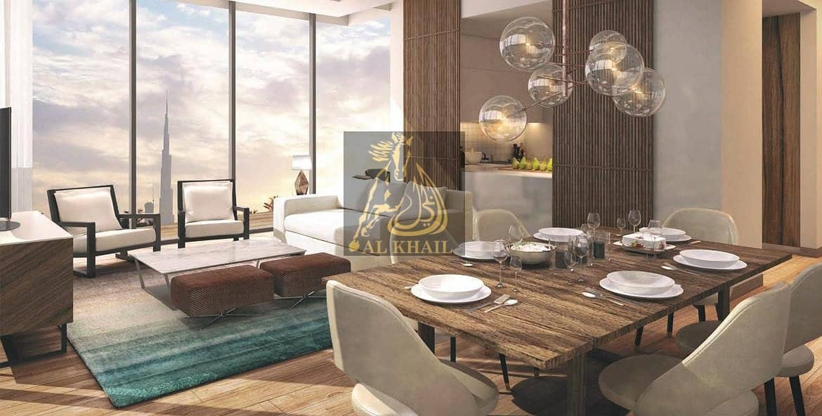 8 Luxury 1BR Apartment for sale in MBR City | Ready to Move | Easy Payment Plan with 100% DLD Waiver