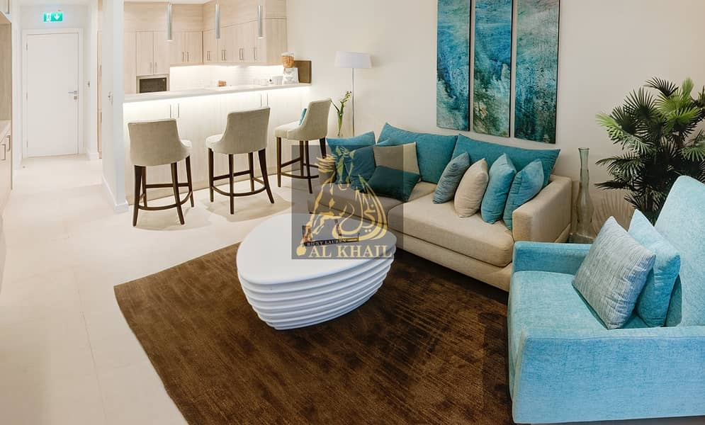 12 Luxury 1BR Apartment for sale in Palm Jumeirah | Easy Payment Plan with 5% Down Payment