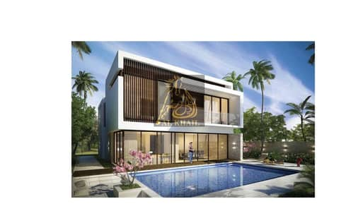 5 Bedroom Villa for Sale in DAMAC Hills (Akoya by DAMAC), Dubai - Lavish 5BR + Maids Villa for sale in Damac Hills | Full Stunning Park View | 4% Free DLD Fees