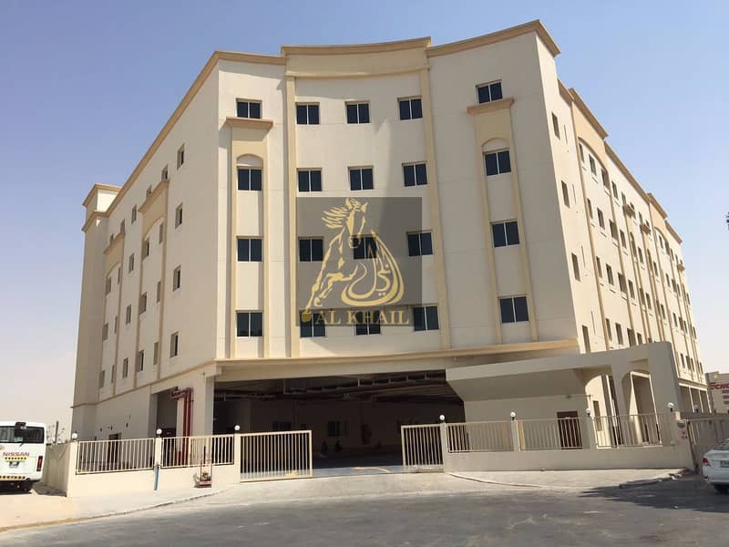 Spacious Brand New Labor Camp for sale in Dubai Investment Park | Best Location