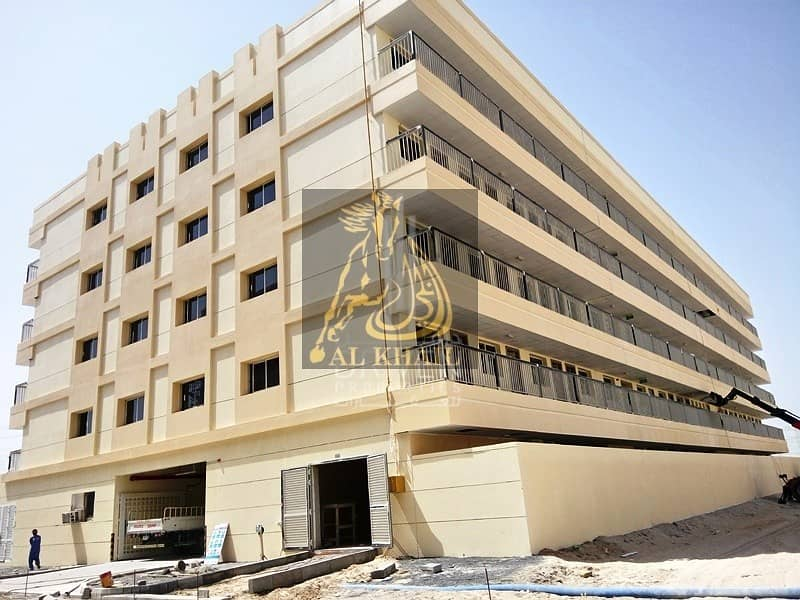 6 Wide Labor Camp for sale in Dubai Investment Park | Best Location | Brand NEW