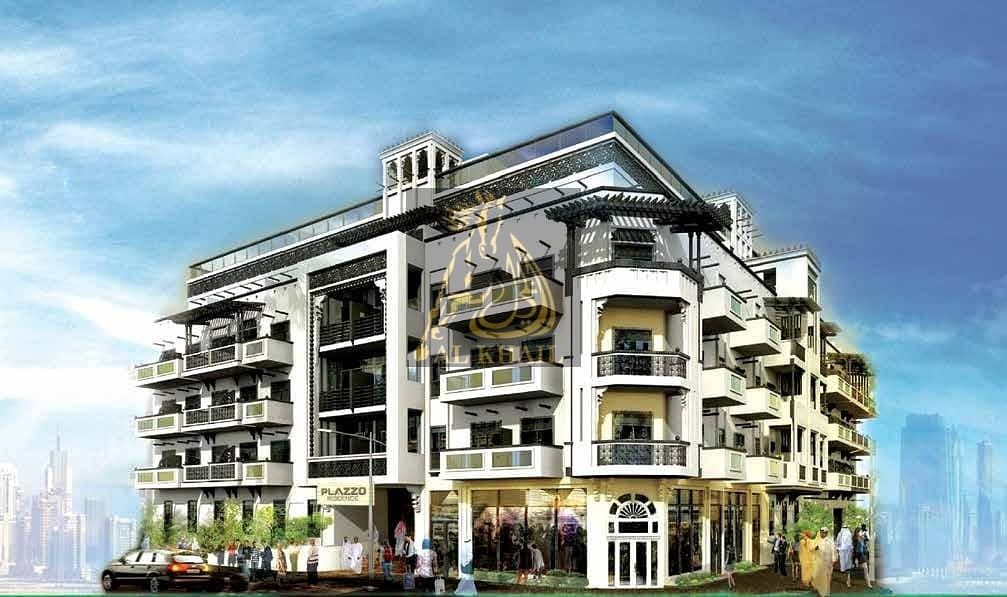Available Spacious 1BR + Store & Balcony in Jumeirah VillageTriangle  On Easy Payment Plan  Only 10% Deposit!