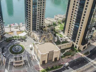 شقة 2 غرفة نوم للبيع في مساكن شاطئ جميرا (JBR)، دبي - Full Sea View  Available Spacious 2BR in Jumeirah Beach Residence