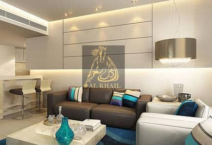LIMITED UNITS LEFT! Ready to Move 2-BR Hotel Apartment in Du AED 1