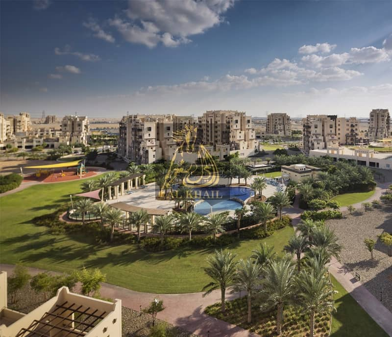 2 Affordable Price  Only 10% Deposit - 1BR Luxury Apartment in Remraam Dubai Land  Only AED 611K