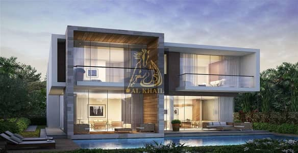 5 Bedroom Villa for Sale in DAMAC Hills (Akoya by DAMAC), Dubai - Excellent Payment Plan  Payable over 4-years  Spacious 5BR Luxury Villa in Damac Hills