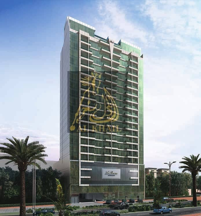 Affordable Price  1BR Apartment in Jumeirah Village Circle w/ 5%Down Payment