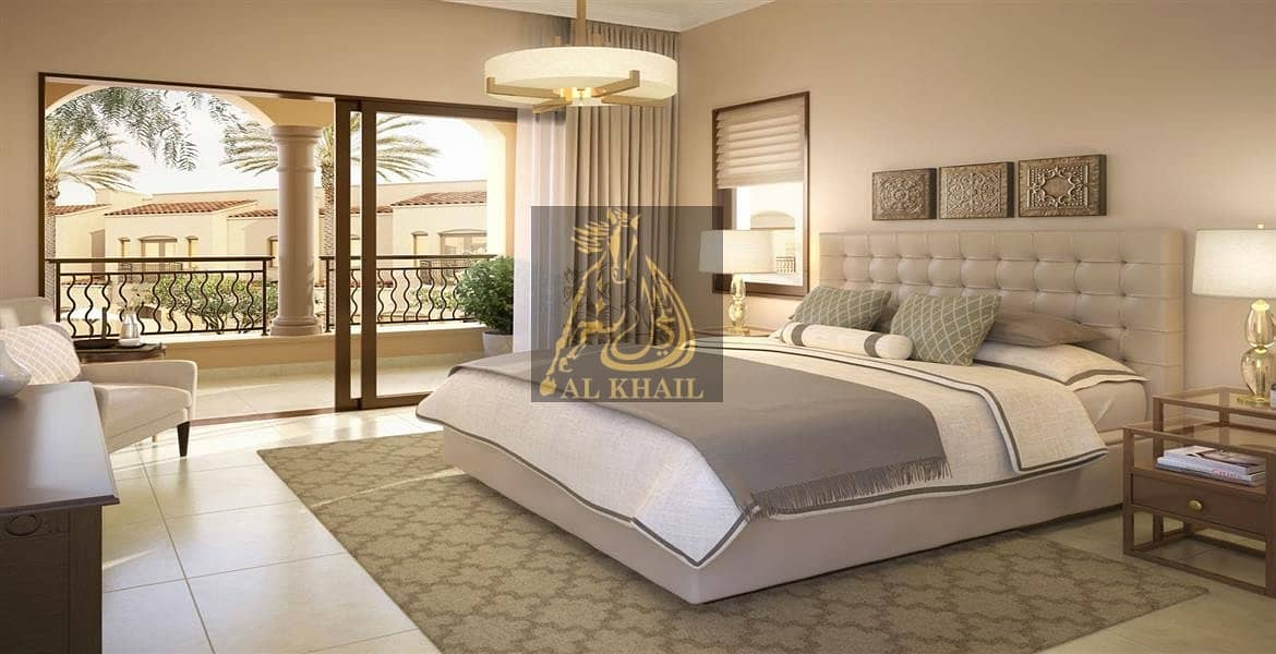 Only 10% on Booking  3BR Elegantly Designed Townhouse for sale in Serena Dubailand  Pay 60% On Handover