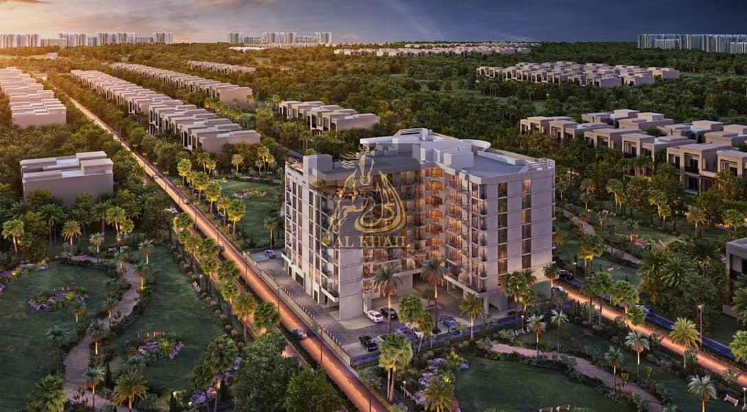Lavish Studio Apartment in Al Furjan  50/50 Payment Plan  Best Location!