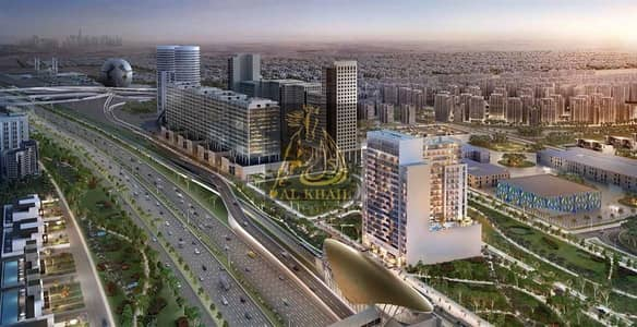 Studio for Sale in Downtown Jebel Ali, Dubai - Limited Units  2BR Apartment in Downtown Jebel Ali on 50/50 Payment Plan w/ 1% Down Payment