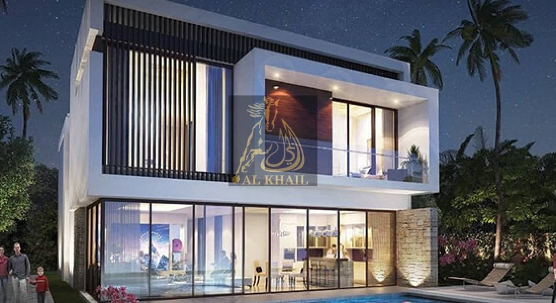 12 6-BR Luxury Villa for sale in Damac Hills | Payable over 2years | Ready to Move | Fully Furnished