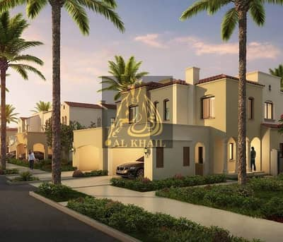 3 Bedroom Townhouse for Sale in Serena, Dubai - Opulent 3BR Semi-Detached for sale in Serena Dubailand | Offers 4 Yrs Post Handover | 100% Off DLD Waiver