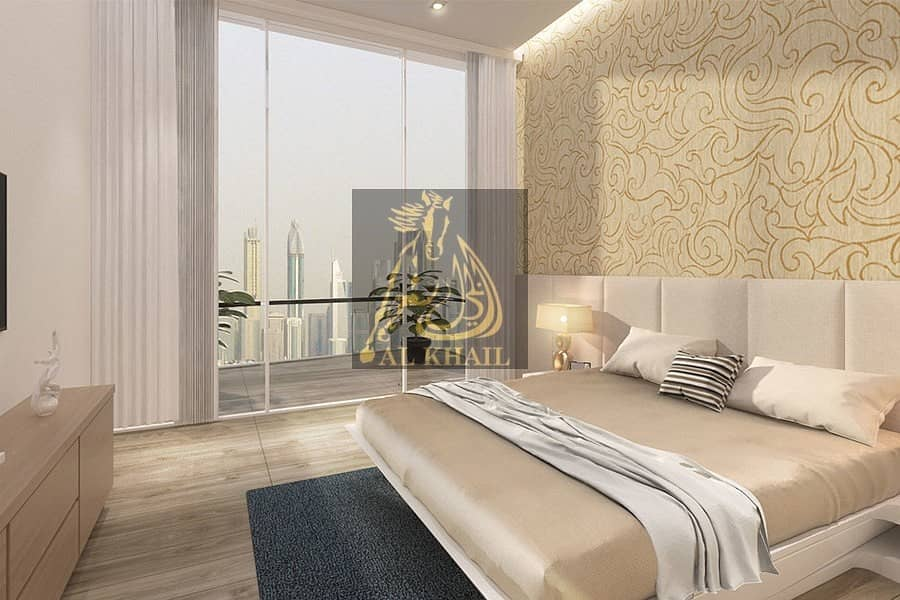 Best Location | Luxurious 3BR Apartment for sale in MBR City | Ready to Move