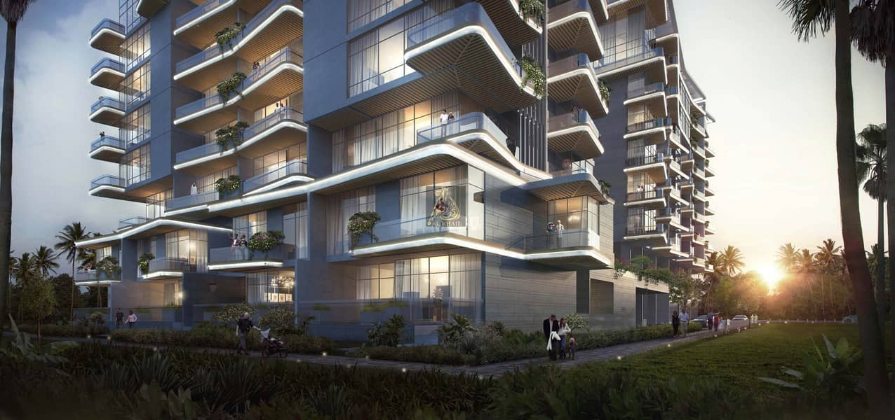 8 Best Location | Luxurious 3BR Apartment for sale in MBR City | Ready to Move