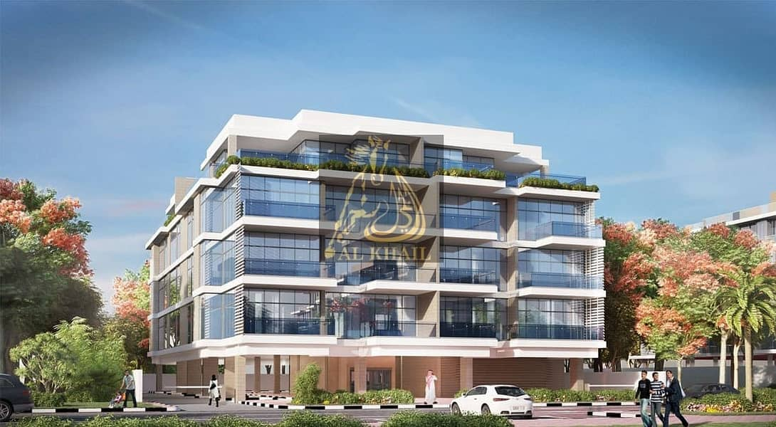 2 Amazing Full Building for sale in Meydan | Brand New | Perfect Location