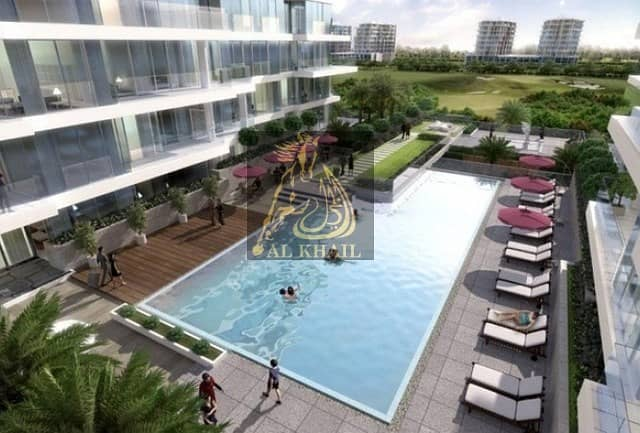 2 Special Price Offer - Ready 2BR Hotel Apartment for sale in Damac Hills  Furnished!