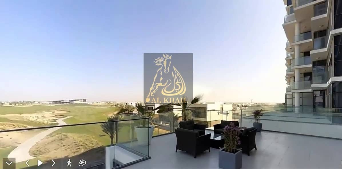 10 Special Price Offer - Ready 2BR Hotel Apartment for sale in Damac Hills  Furnished!