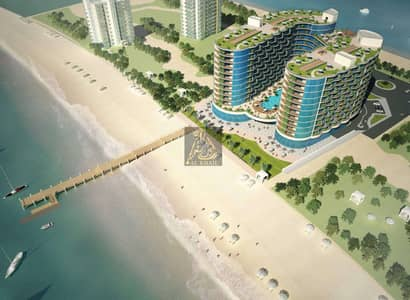 2 Bedroom Hotel Apartment for Sale in Al Marjan Island, Ras Al Khaimah - Direct Beach Access | Luxury 2BR Hotel Apartment for sale in Al Marjan Island | Flexible Payment Plan with Post Handover