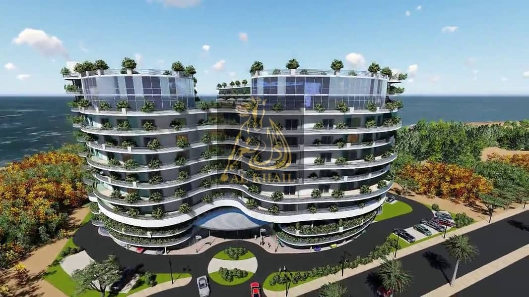 10 Direct Beach Access | Lavish 2BR Hotel Apartment for sale in Al Marjan Island | Flexible Payment Plan with Post Handover
