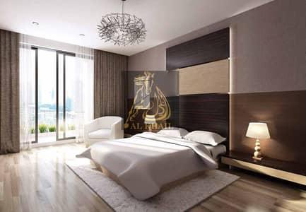 فلیٹ 1 غرفة نوم للبيع في قرية جميرا الدائرية، دبي - 5% Down Payment | Stylish 1-Bedroom Apartment for sale in JVC | Attractive Payment
