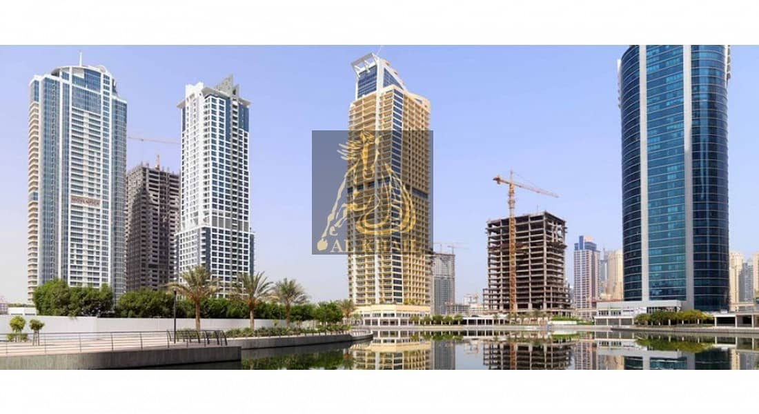 Ready to Move 1Br Waterfront Apartment in Jumeirah Lakes Tower