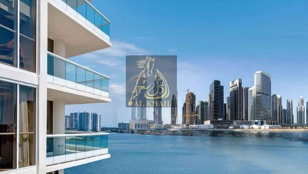 1 3-BR Apartment in Business Bay ONLY AED 1.79 M -With Burj Khalifa views - NO COMMISSION! AED 1