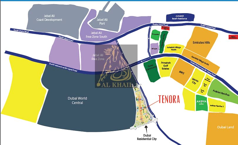 10 LIMITED UNITS LEFT! Ready to Move 3BR Hotel Apartment in Dubai South
