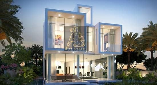فیلا 6 غرفة نوم للبيع في أكويا أكسجين، دبي - 6BR Villa for Sale in Dubai land only 2.925m - Special Price Offer - By Payment Plan -NO COMMISSION AED 2