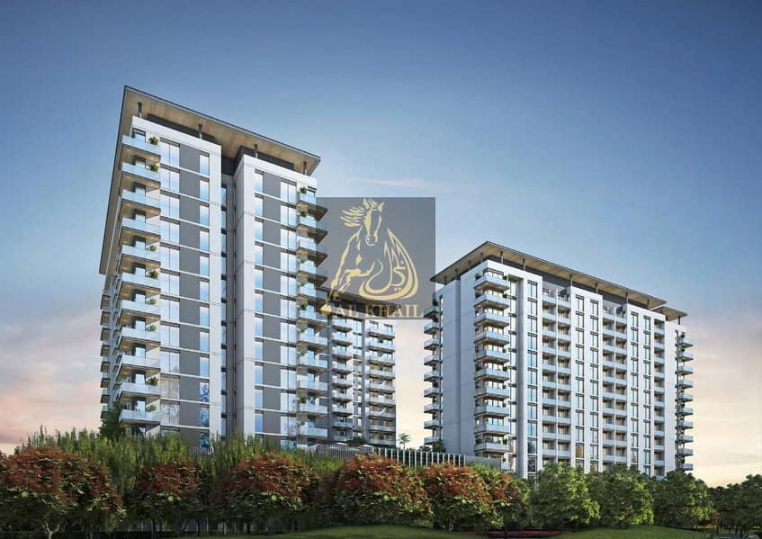 2 Spacious 2-Bedroom Apartment in Sobha Hartland - 10% Down Payment - Amazing Canal Views!